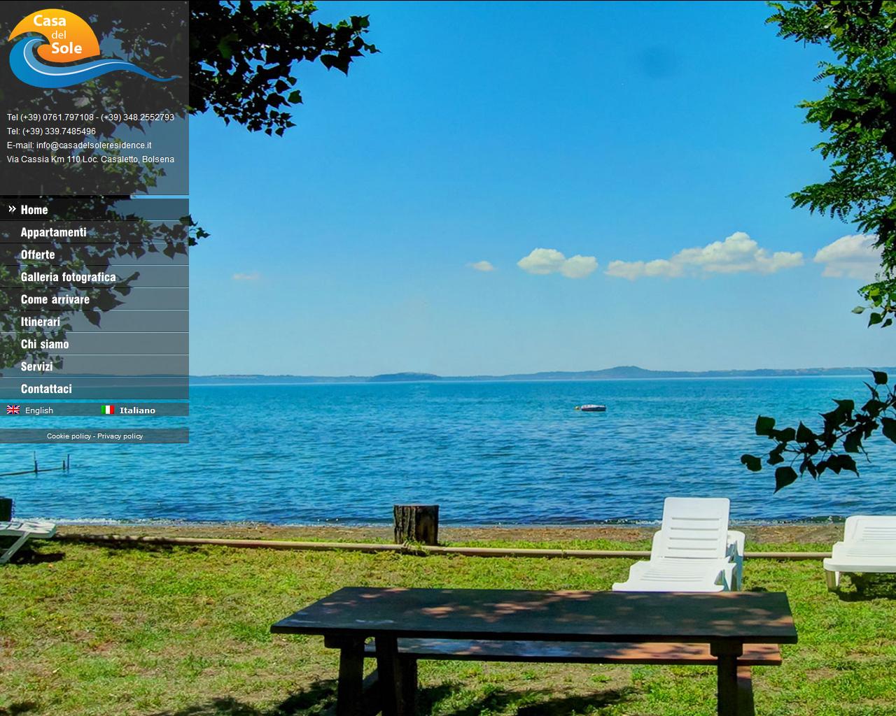 Realizzazione siti web posizionamento siti web su motori for Siti web della casa