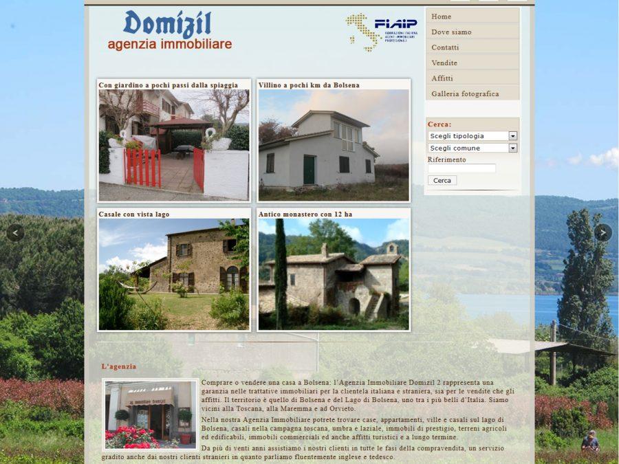 agenzia immobiliare domizil